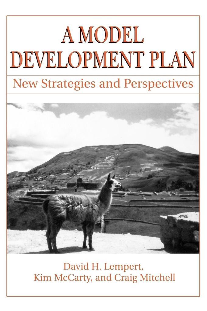 A Model Development Plan als Buch (kartoniert)