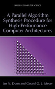 A Parallel Algorithm Synthesis Procedure for High-Performance Computer Architectures