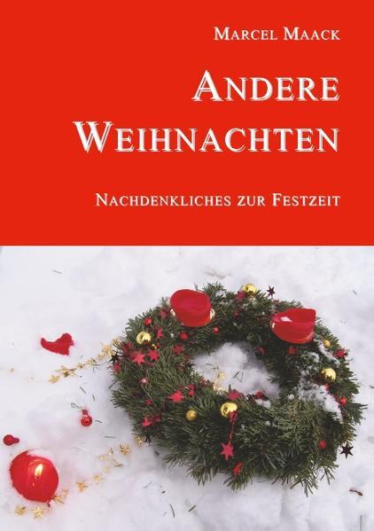 Andere Weihnachten als Buch (kartoniert)