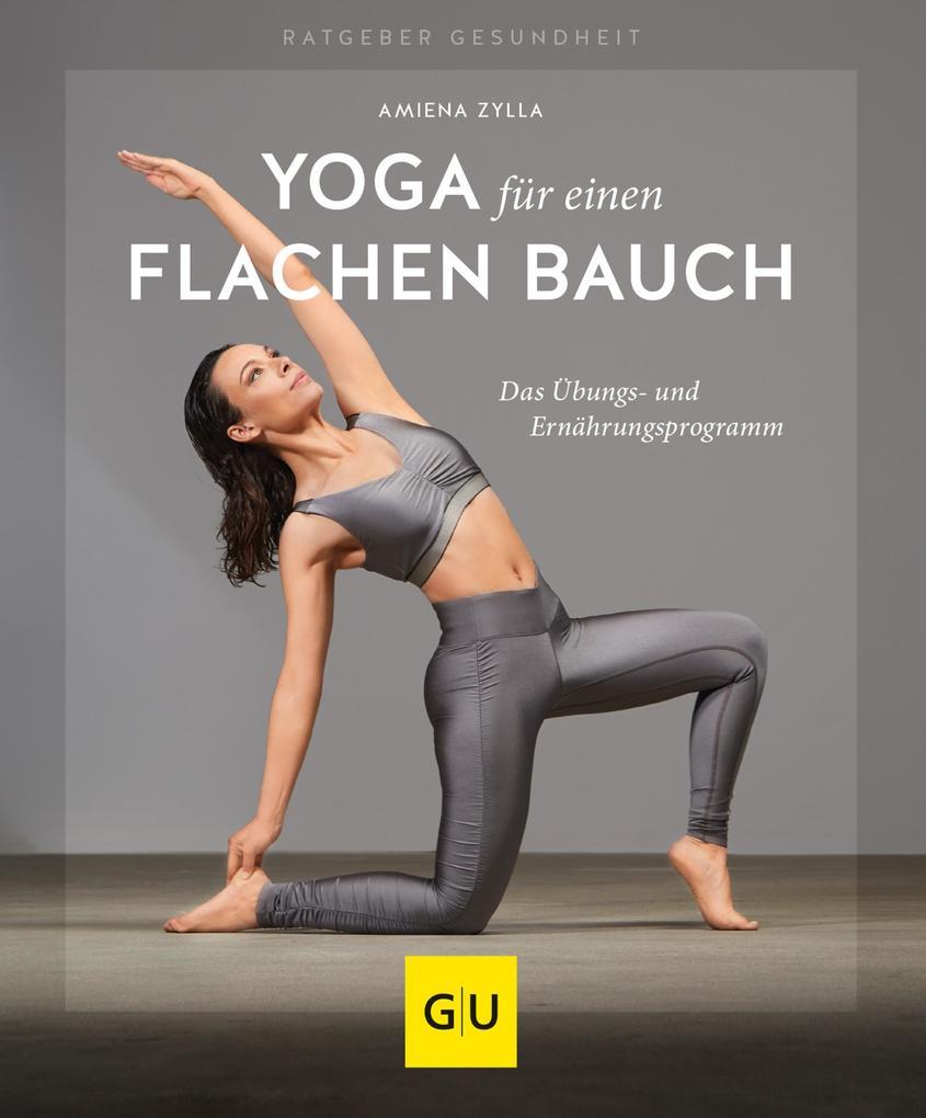 Yoga für einen flachen Bauch als eBook epub