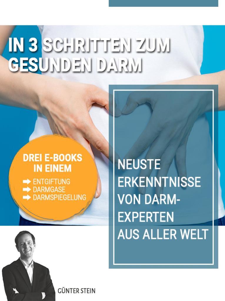 In 3 Schritten zum gesunden Darm als eBook epub