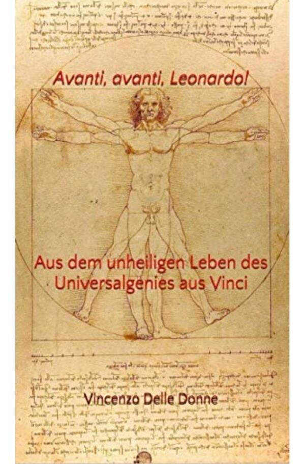 Avanti, avanti, Leonardo! als Buch (kartoniert)