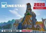 Kalender 2020 - 12 Monate Bauen mit Minecraft - Mit Spieletipps und vielen Crafting - Rezepten