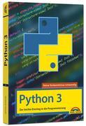 Python 3 Programmieren lernen und anwenden