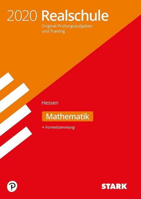Original-Prüfungen und Training Realschule 2020 - Mathematik - Hessen als Buch