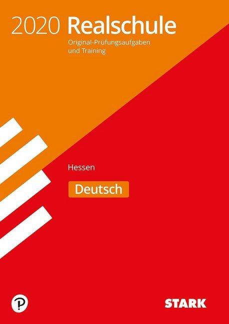 Original-Prüfungen und Training Realschule 2020 - Deutsch - Hessen als Buch