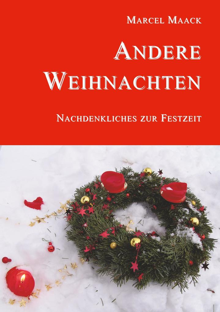 Andere Weihnachten als eBook epub