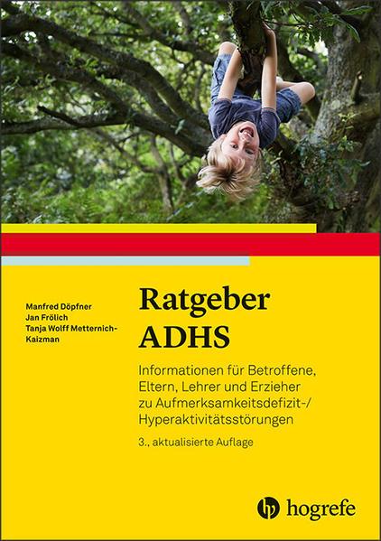 Ratgeber ADHS als Buch (kartoniert)