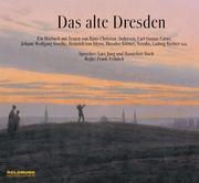 Das alte Dresden/CD