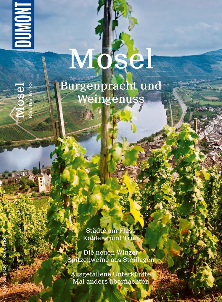 DuMont BILDATLAS Mosel als eBook pdf