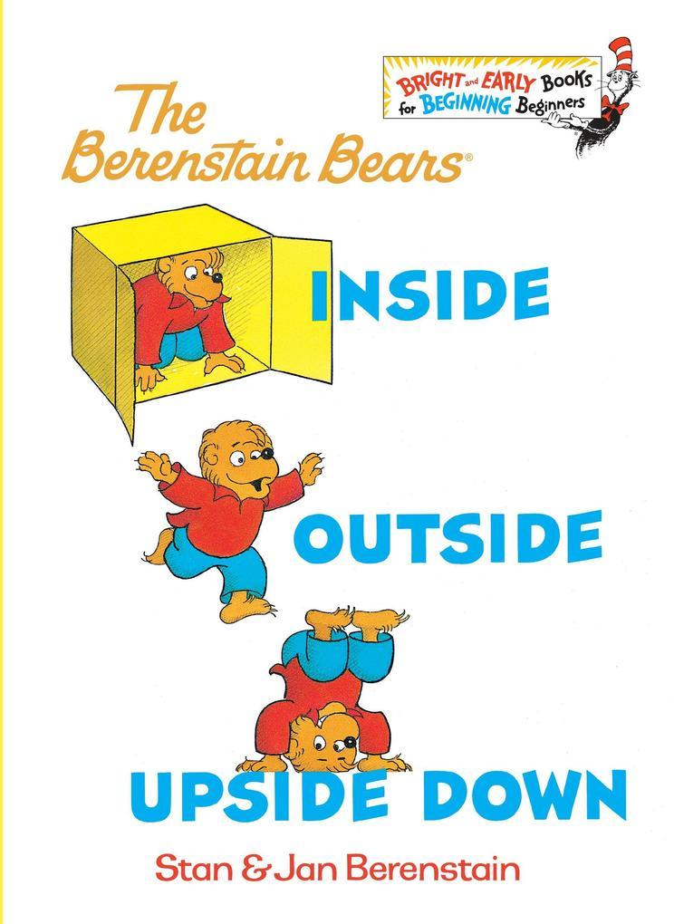 Inside Outside Upside Down als Buch (gebunden)