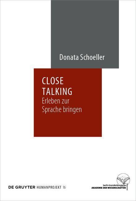 Close Talking als eBook epub