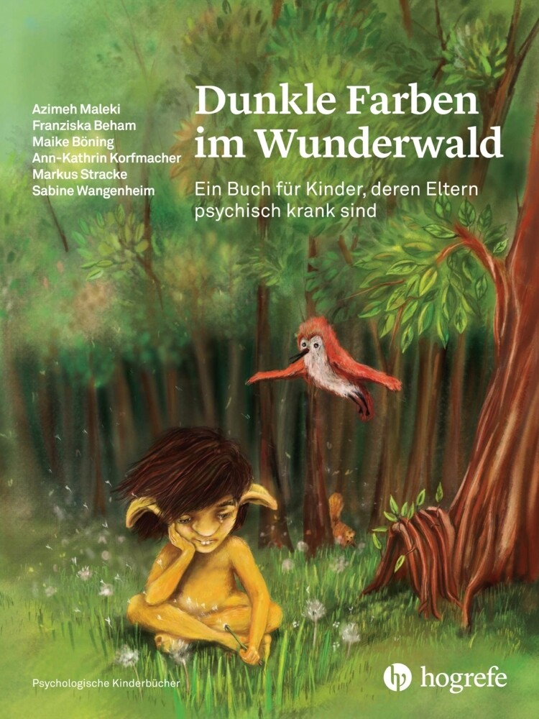 Dunkle Farben im Wunderwald als Buch (gebunden)