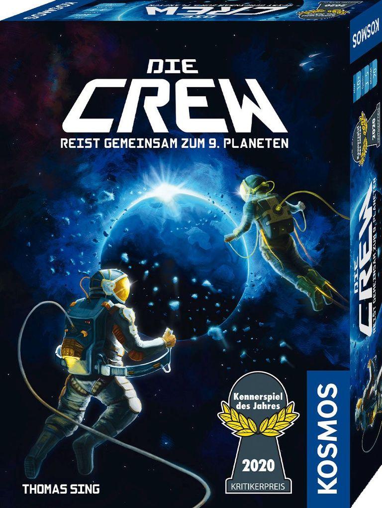 Die Crew - Auf der Suche nach dem 9. Planeten als Spielware