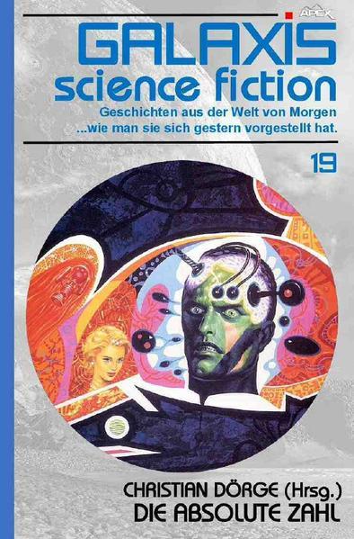 GALAXIS SCIENCE FICTION, Band 19: DIE ABSOLUTE ZAHL als Buch (kartoniert)