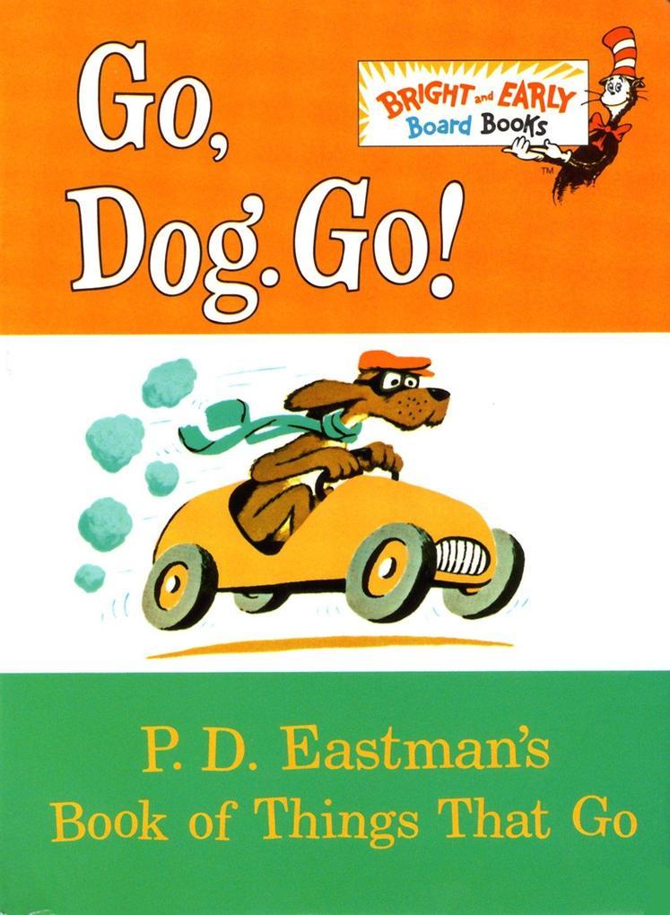 Go, Dog. Go! als Buch (kartoniert)