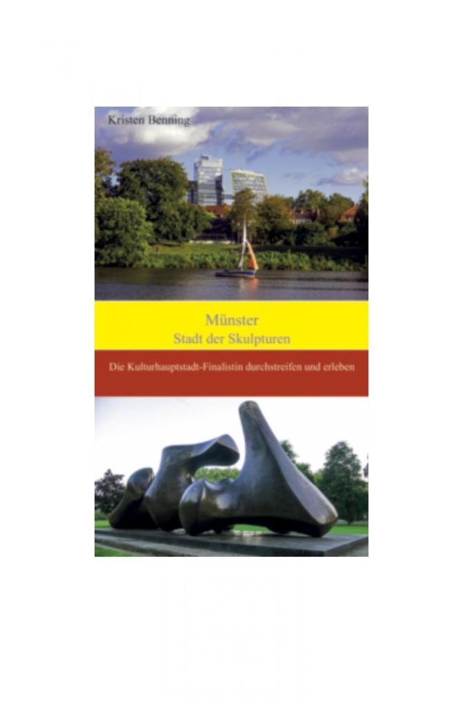 Münster Stadt der Skulpturen als eBook epub