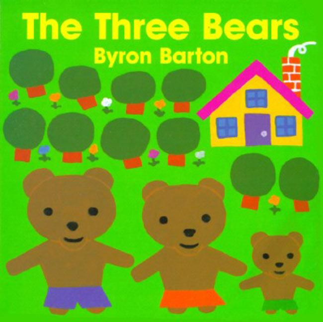The Three Bears als Buch (kartoniert)