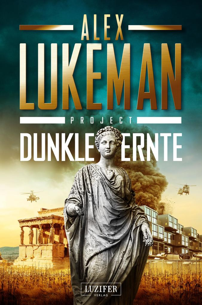 DUNKLE ERNTE (Project 4) als eBook