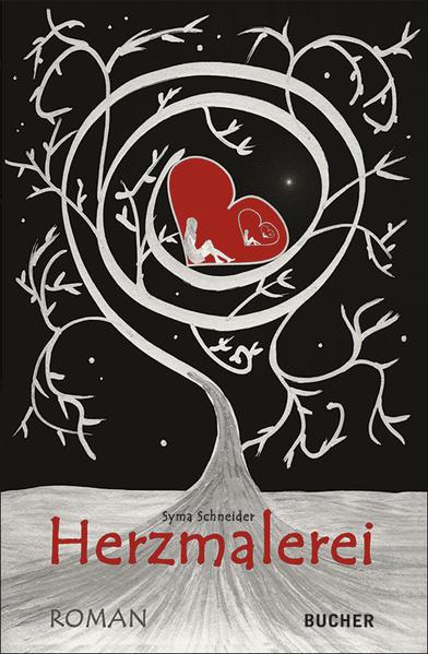Herzmalerei: Roman als Buch (kartoniert)