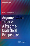 Argumentation Theory: A Pragma-Dialectical Perspective