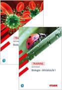 STARK Training Gymnasium- Biologie Mittelstufe Band 1+2
