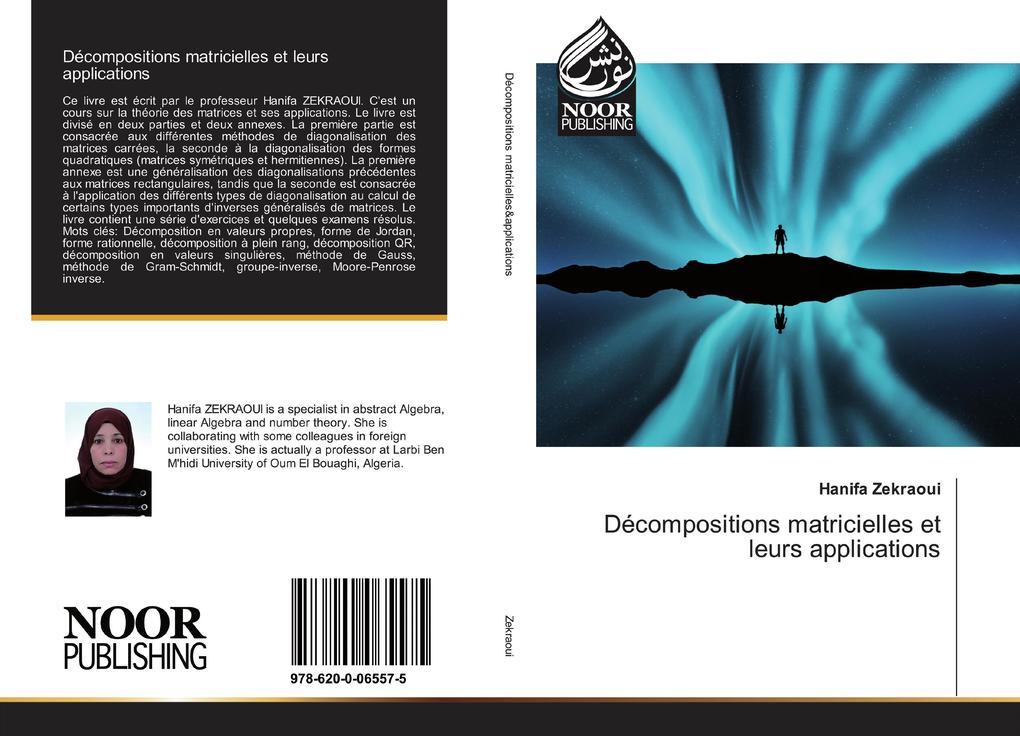 Décompositions matricielles et leurs applications als Buch (kartoniert)