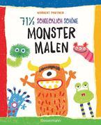 71 einhalb schrecklich schöne Monster malen