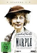 Agatha Christie: MARPLE - Staffel 1 - Erstmals die komplette erste Staffel mit allen vier Langfolgen