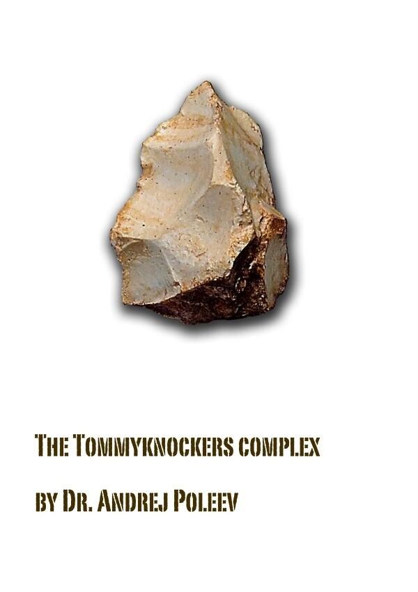 Der Tommyknockers-Komplex als Buch (kartoniert)
