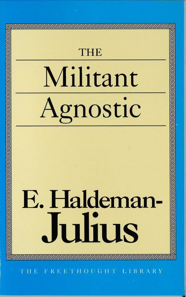 Militant Agnostic als Taschenbuch