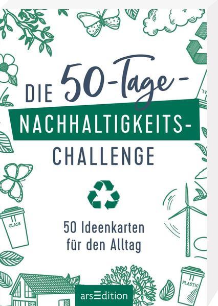 Die 50-Tage-Nachhaltigkeits-Challenge als Taschenbuch