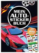 Mein Auto-Stickerbuch