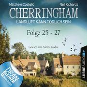 Cherringham - Landluft kann tödlich sein, Sammelband 9: Folge 25-27 (Ungekürzt)