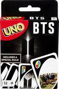 Mattel MTLGDG35 - UNO BTS, Kartenspiel