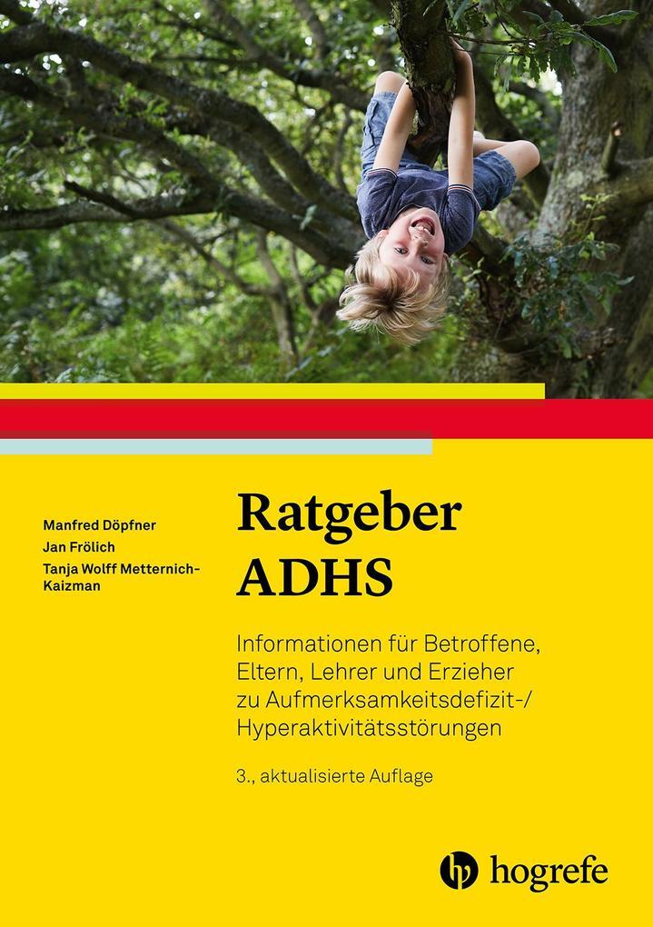 Ratgeber ADHS als eBook epub