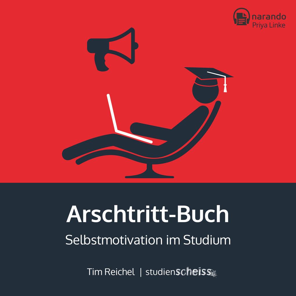 Arschtritt-Buch als Hörbuch Download