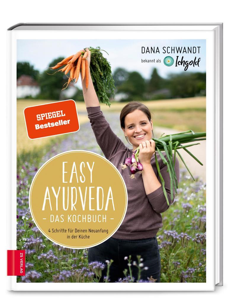 Easy Ayurveda - Das Kochbuch als Buch (gebunden)