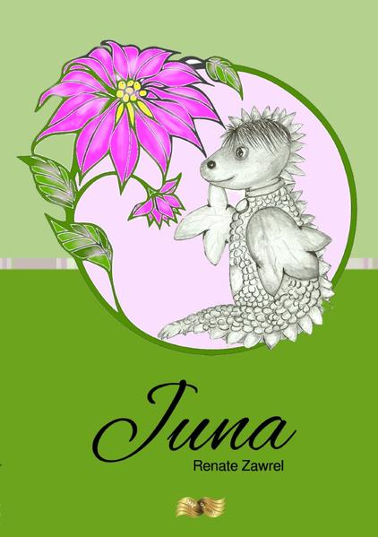 Juna als Buch