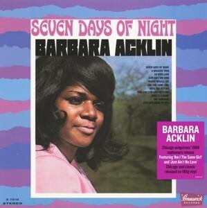 Seven Days Of Night als Vinyl