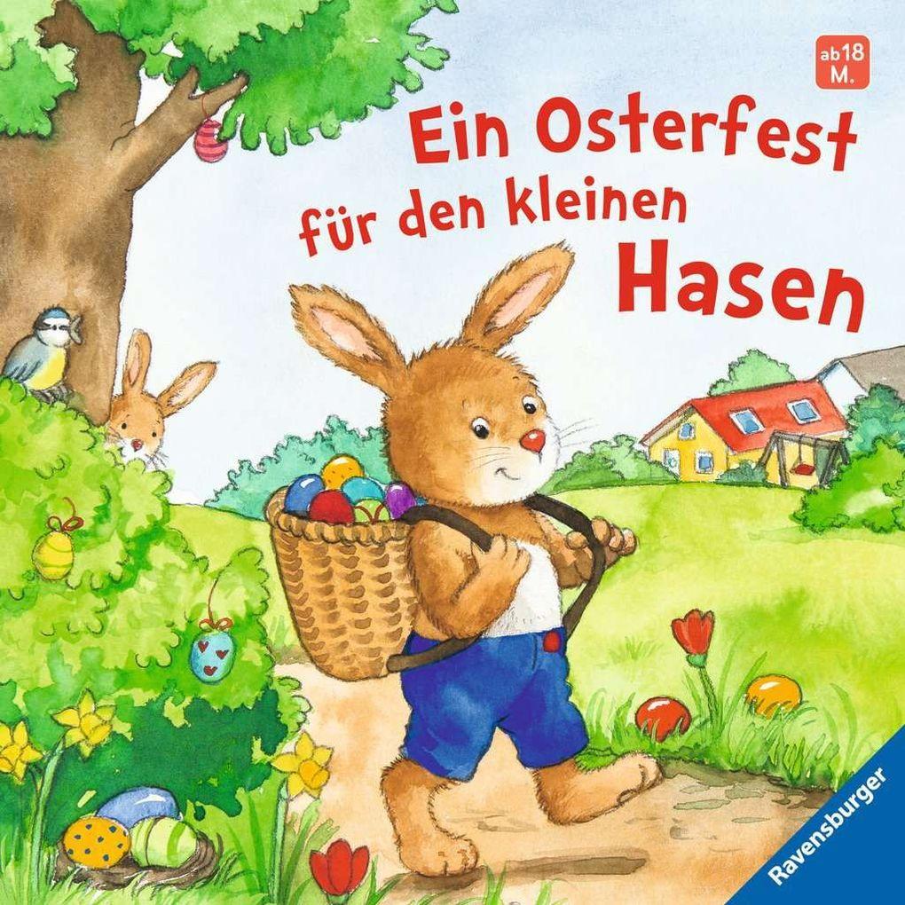 Ein Osterfest für den kleinen Hasen als Mängelexemplar
