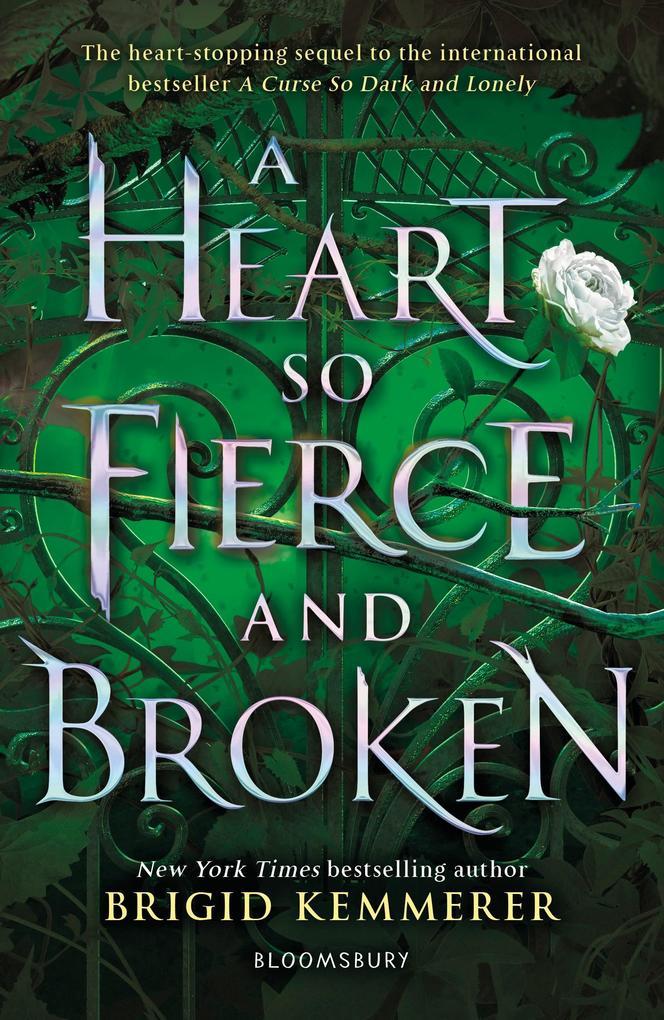 A Heart So Fierce and Broken als Taschenbuch