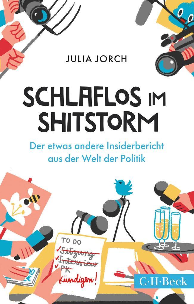 Schlaflos im Shitstorm als eBook
