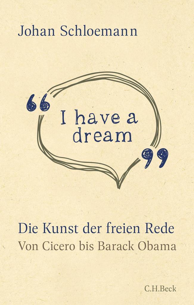 'I have a dream' als eBook epub