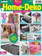 Simply Häkeln Best of HOME-DEKO + Decken + Kissen