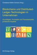 Blockchains und Distributed-Ledger-Technologien in Unternehmen