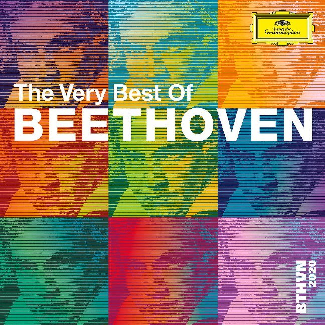 The Very Best Of Beethoven (BTHVN 2020) als CD