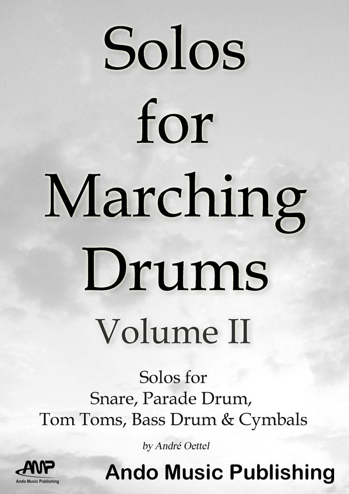 Solos for Marching Drums - Volume 2 als eBook pdf
