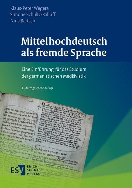 Mittelhochdeutsch als fremde Sprache als Buch (kartoniert)