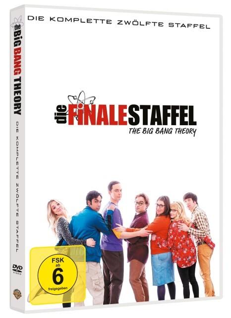 The Big Bang Theory als DVD